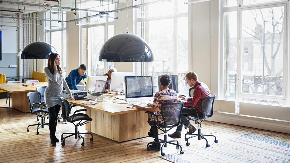 Una adecuada oficina aumenta la productividad del trabajo