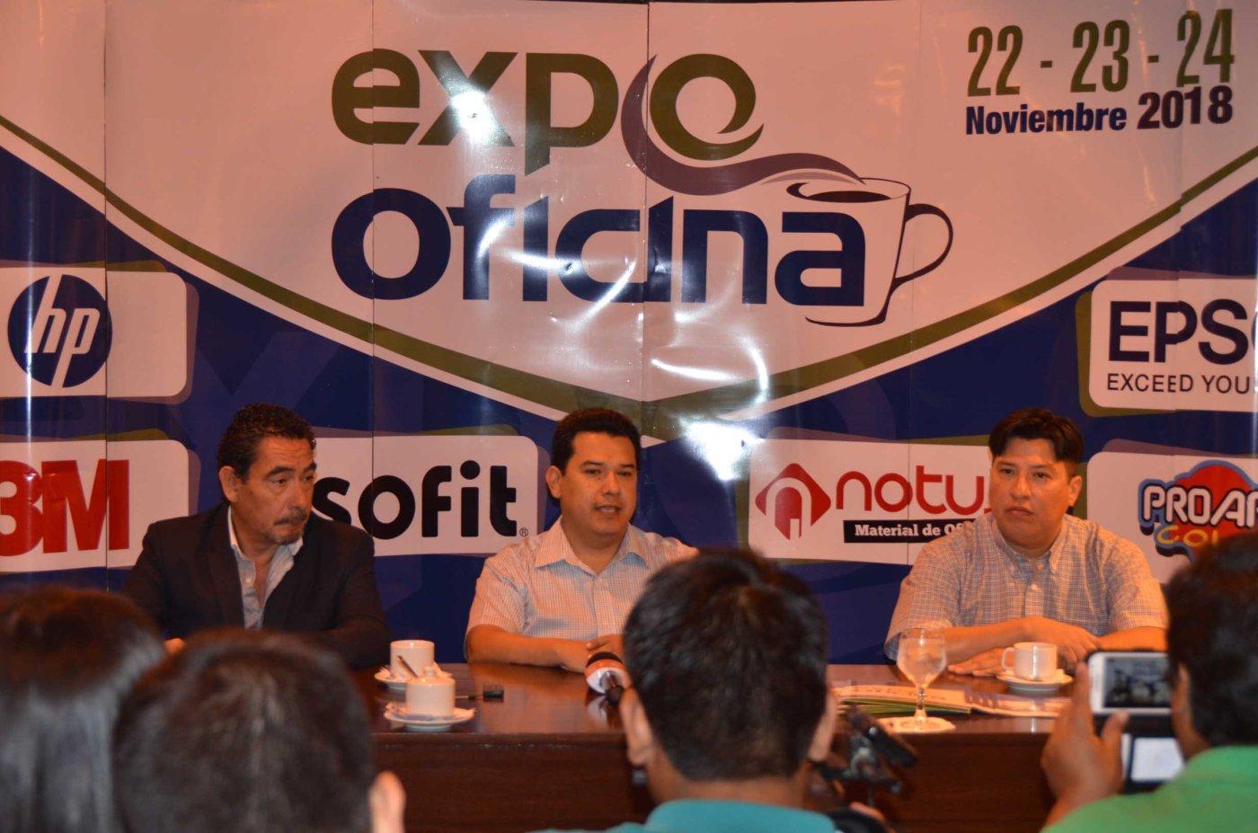 Expo Oficina 2018 ofreció tendencias para personalizar los establecimientos de trabajo