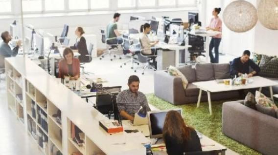Prácticos tips para aprovechar la primavera y renovar el lugar de trabajo
