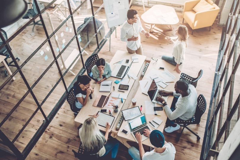 Diseño de espacios de trabajo: claves para aumentar la productividad
