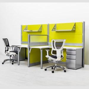 Modulos Para Oficinas Pequenas.Estaciones De Trabajo Y Escritorios Por Modulos En Queretaro Santa Fe