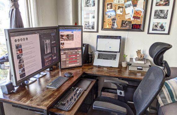 Productos para armar tu oficina en casa según tus gustos