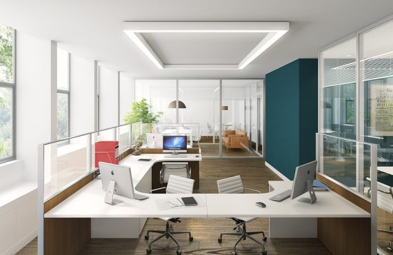 5 trucos fáciles para decorar y armonizar tu oficina de trabajo