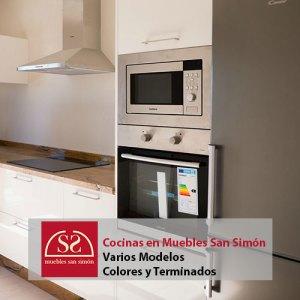 Todo tipo de módulos para cocinas personalizadas