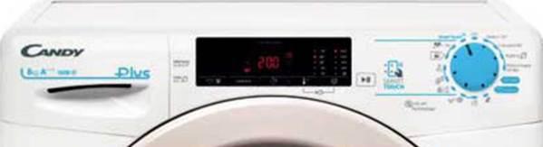 Lavadora Candy CSP-14102TWS3-S
