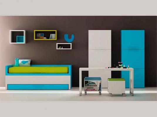 Fotografía de Muebles de Dormitorios Juveniles KID 03