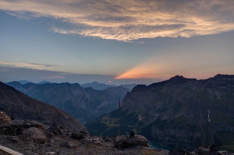 Berner Oberland, Fründenhütte, Hochtour, Schweiz