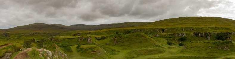 Isle of Skye, Scotland, UK, Uig