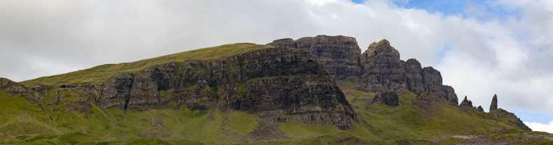 Isle of Skye, Old Storr Man, Scotland, UK