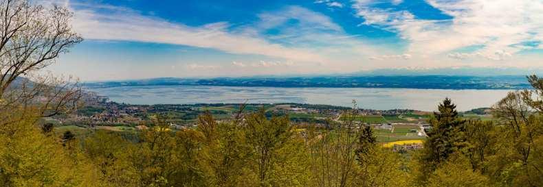Creux du van, Neuchâtel, Schweiz, Trekking