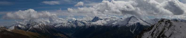 France, Pic Malrif, Queyras, Wandern