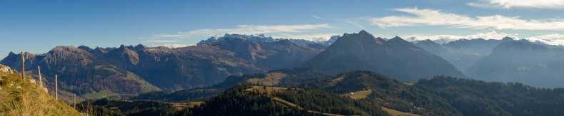 Chli Aubrig, Schweiz, Schwyz, Wandern
