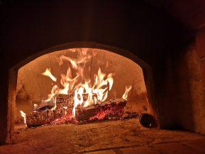 Brennener Pizzaofen
