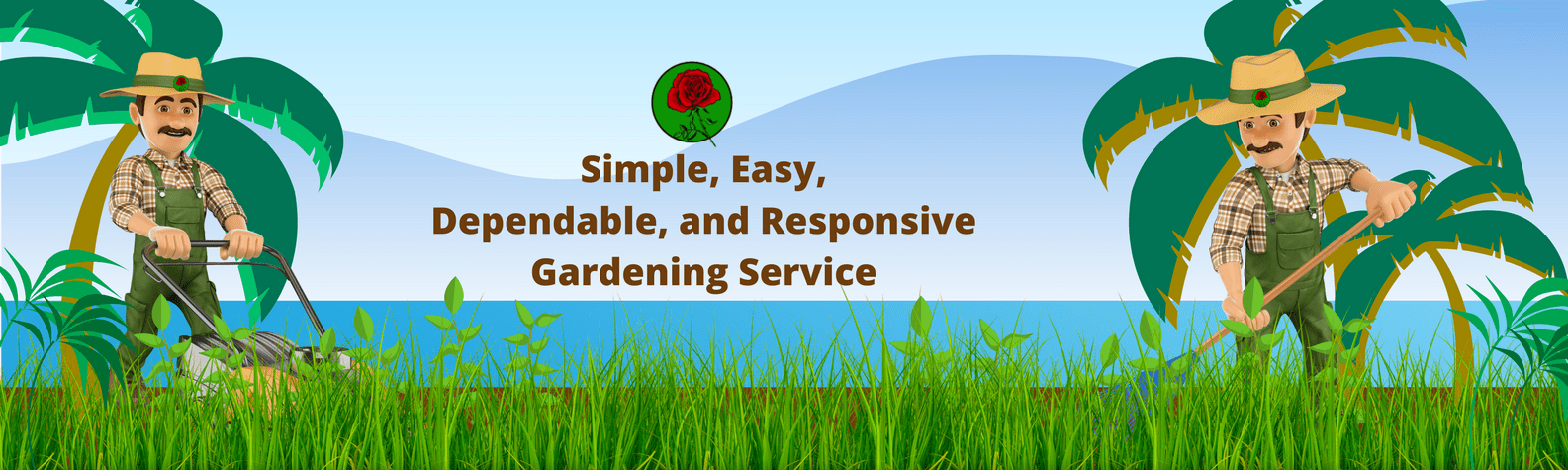 Mueller Landscape Inc is a local San Diego County family-owned landscape, lawn and garden maintenance company that has been serving San Diego County since 1982.