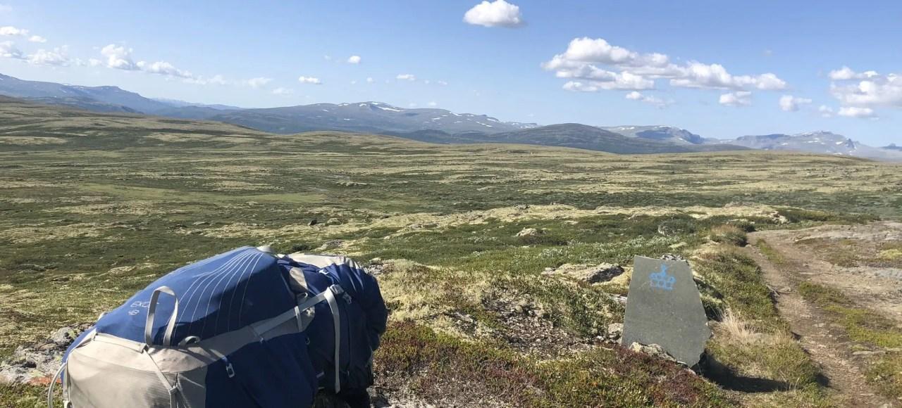 Olavsweg Norwegen Dovrefjell alter Königsweg