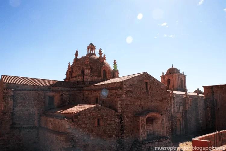 Iglesia de Pukara