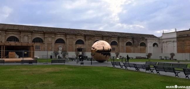 Las Esferas concéntricas de los Museos Vaticanos
