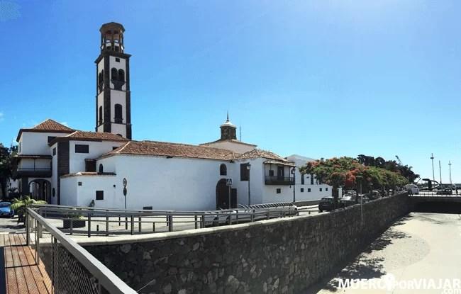 La Parroquia Matriz de Nuestra Señora de La Concepción de Santa Cruz de Tenerife