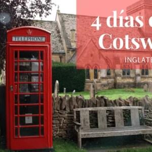 4 días en los Cotswolds – Inglaterra