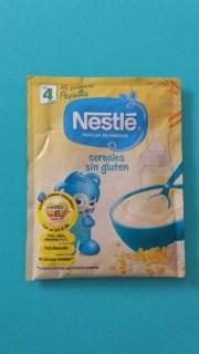 Muestras gratis del Club Nestlé cereales