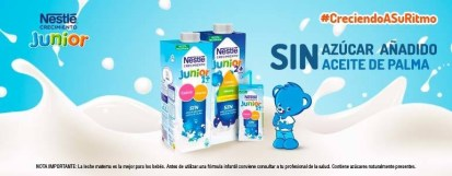 probar gratis nestle junior