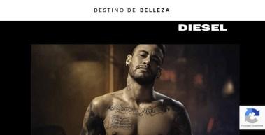 muestras gratis perfume Diesel