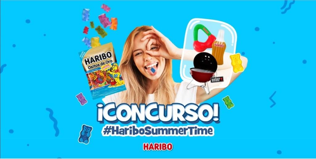 concurso Haribo Agosto 2019