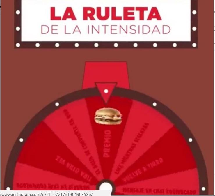 hamburguesa gratis Bur