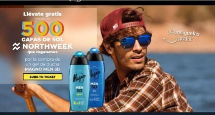 gafas gratis Northweek