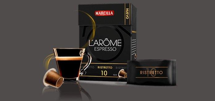 Prueba L´Arome Espresso Ristretto