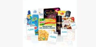 cupones de descuento Unilever