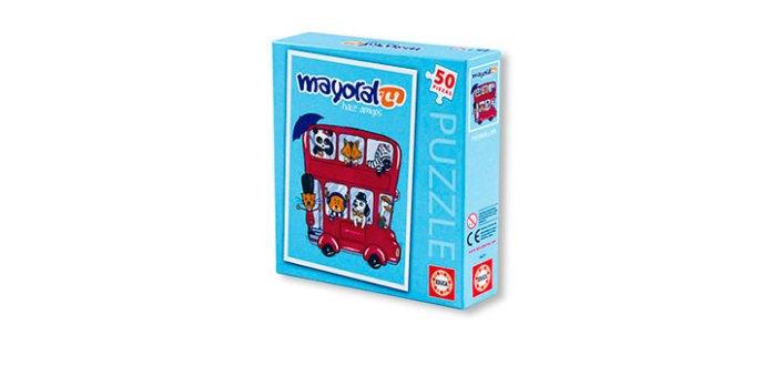 sorteo de 1000 puzzles Mayoral