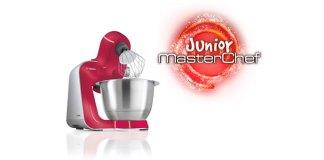 gana el robot con el que se cocina en MasterChef junior