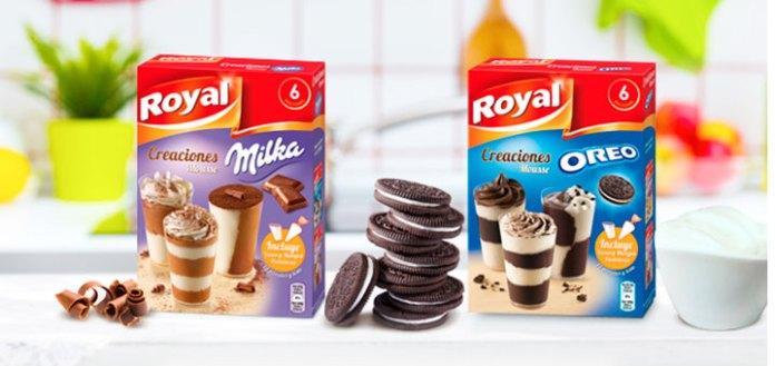 Prueba gratis nuevos productos de Royal Creaciones