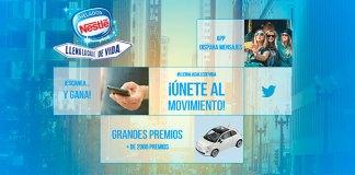 Consigue premios con Helados Nestlé