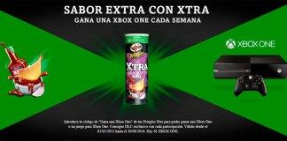 Gana una Xbox One cada semana con Pringles