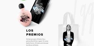 Gana perfumes Black XS Be A Legend y otros premios