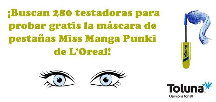 Prueba gratis Máscara Miss Manga Punki