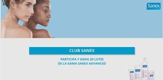 Gana un lote de la gama Sanex Advanced