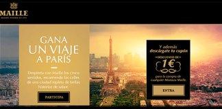 Gana un viaje a París con Maille