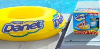 Llévate un flotador gigante Danet