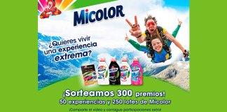 Micolor sortea 300 premios