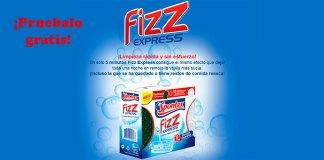 Prueba gratis Spontex Fizz Express