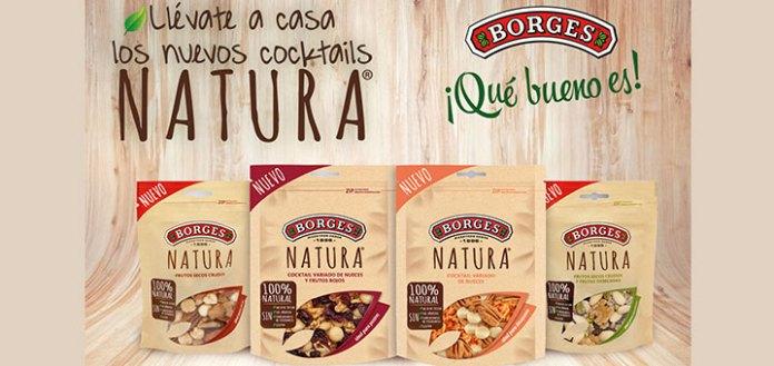 Gana un lote de cocktails Natura de Borges