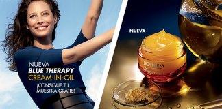 Muestras gratis de Blue Therapy Cream-In-Oil