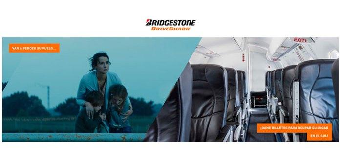 Gana unas vacaciones de verano con Bridgestone DriveGuard