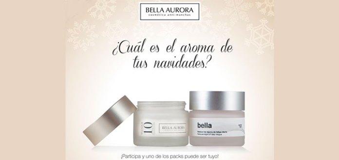 Sortean 5 lotes de Bella Aurora