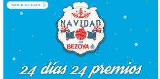 Calendario de adviento Bezoya 2016