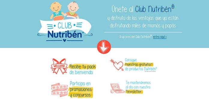 Consigue regalos con Club Nutribén