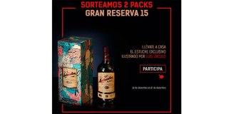Sortean 2 packs Gran Reserva